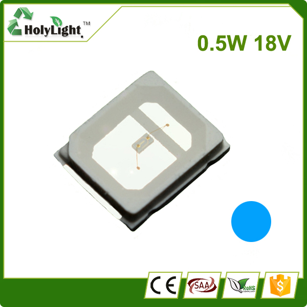 18V 0.5W Blue Color SMD 2835