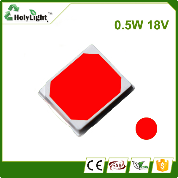18V 0.5W Red Color SMD 2835