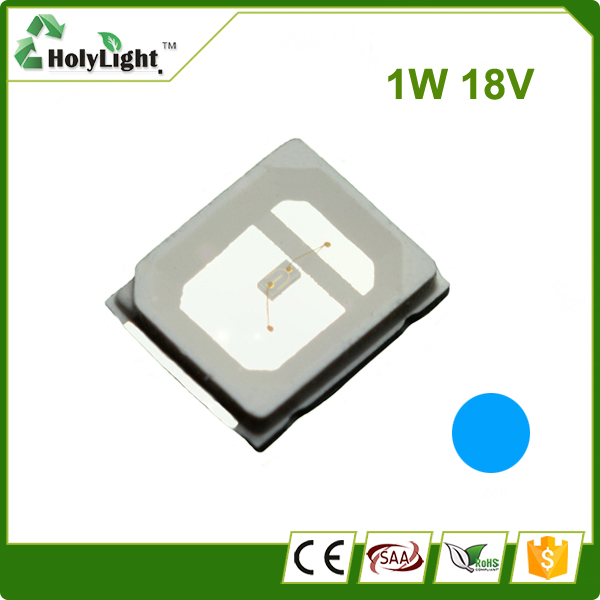 18V 1W Blue Color SMD 2835