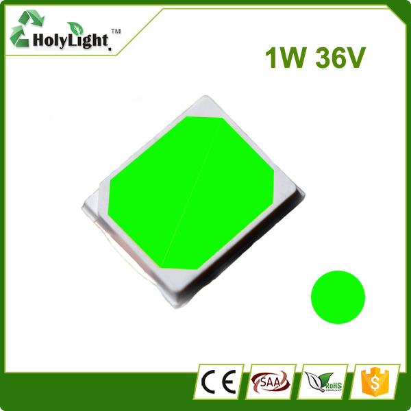 36V 1W Green Color SMD 2835