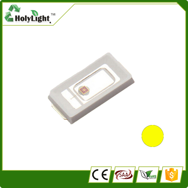 3V 0.5W Yello Color SMD 5730