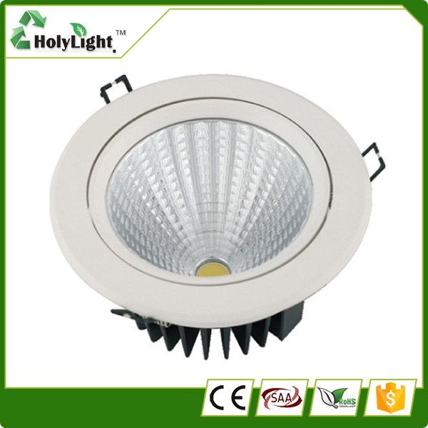 30W COB ceiling downlights